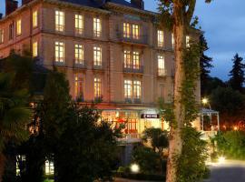 Hôtel du Parc, hôtel à Salies-de-Béarn