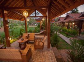 Estu Cottage, holiday home in Borobudur