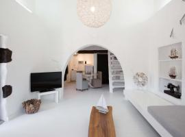 Monastery Estate Guesthouse, country house in Sougia