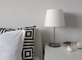 White Almond Apartment – hotel w pobliżu miejsca Margaret Island Japanese Garden w Budapeszcie