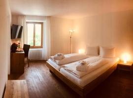 Landgasthof zum Glenner, hotel in Ilanz