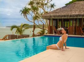 Breakas Beach Resort, hotel in Port Vila