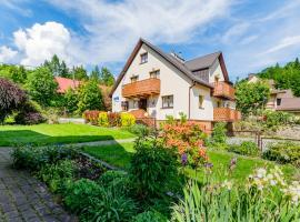 Apartament i Pokoje Gościnne u Lusi - z BASENEM!!! – hotel w pobliżu miejsca Muzeum Narciarstwa w Wiśle