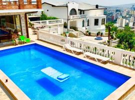 Boutique Hotel Antique Resorts, hotel in Tbilisi