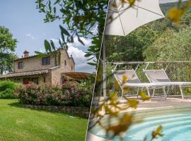 Poggio Al Palio, golf hotel in San Lorenzo a Merse
