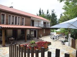 Virxe da O, hotel en Mazaricos