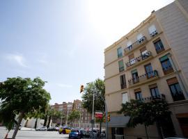 OLYMPIC VILLAGE, hotel in Barcelona