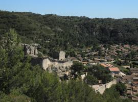 Les lavandes de Sèverine, hotel near Saint Michel de Frigolet Abbey, Boulbon
