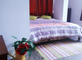 La Casa del Che Fernando, pet-friendly hotel in Lima