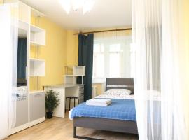 Академическая 23, apartment in Akademgorodok