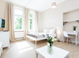 Riviera Rooms, beach hotel in Sopot