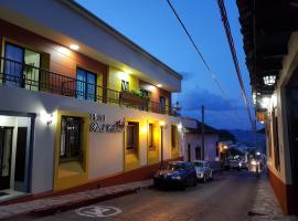 Hotel Real Colonial, hotel en Comitán de Domínguez