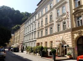 Hotel Wolf Dietrich, Hotel mit Pools in Salzburg