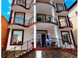 Отель КИПР Витязево, hotel in Vityazevo