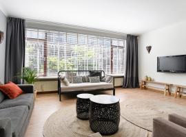 Lovely loft in best street, apartment in Rotterdam