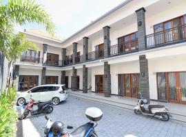 RedDoorz near Gatsu Barat Denpasar, hotel near Ubung Bus Station, Denpasar