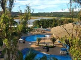 Enseada Nautica - Voe mais, hotel in Caldas Novas
