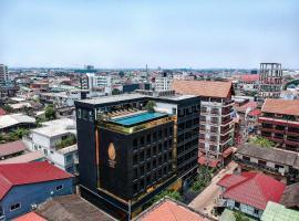 Lao Poet Hotel, отель во Вьентьяне