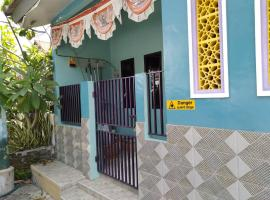 KJ Blue Gate House, apartment in Senggigi