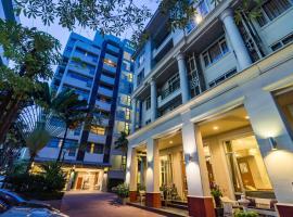 Asoke Residence Sukhumvit by UHG, hotel u Bangkoku