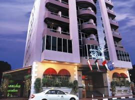 Broadway Hotel, hotel in Dubai