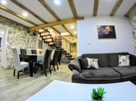 Apartment Lilly, family hotel in Babino Polje