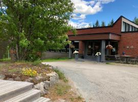Hotelli Äänekoski, hotelli Suolahdessa
