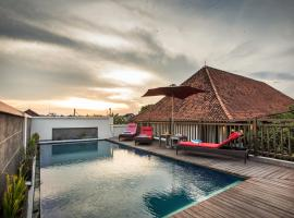 Svarna Hotel, hotel near Batu Jimbar Café, Sanur