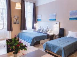 East Station Private Rooms & Apartments, hotel v Budapešti