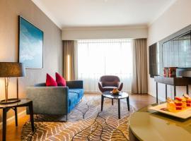 吉隆坡市中心諾富特酒店,吉隆坡的飯店