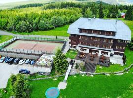 Hotel Oddech, hotel near Ruzova hora - Snezka, Pec pod Sněžkou