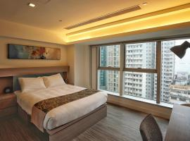輝豪酒店,香港香港迪士尼樂園附近的飯店