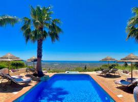 Monte Borboleta, vacation home in Faro