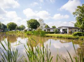 TopParken – Recreatiepark het Esmeer, hotel in Aalst