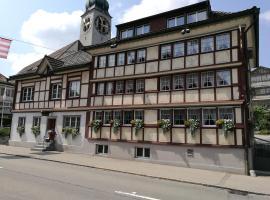 Gasthaus Sternen, hotel near Säntis, Degersheim