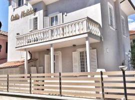 Greed Palace, hotel in Lido di Ostia