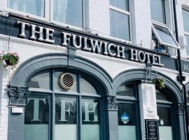 The Fulwich Hotel, hotel in Dartford