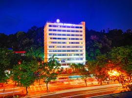 Hotel Shangri-la Kota Kinabalu, отель в Кота-Кинабалу