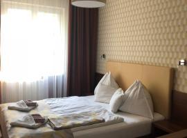 Hotel Pávai, отель в Хайдусобосло