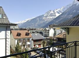 Cozy Apartment in Chamonix France with Balcony