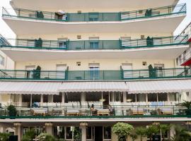 Hotel Plaza, hotel a Rimini, Rivazzurra