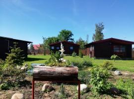 Ośrodek wczasowy Raciąż, budget hotel in Raciąż