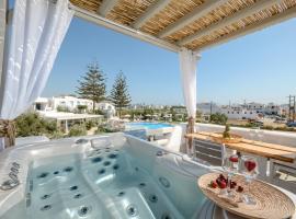 Naxos Nature Suites, hotel near Plaka Camping, Agios Prokopios