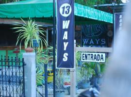 13 ways Room Rentals, hotel in Panglao Island