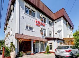 Hotel Kausar, hôtel à Bishkek
