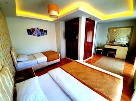 Safran City Hotel&SPA, hotel in Safranbolu
