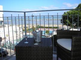 Hotel Playa, hotel a Rimini, Viserbella