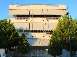 Hotel Centrale, hotel in Vlorë