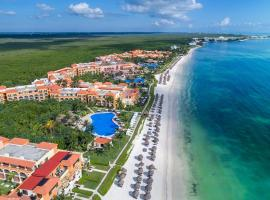 Ocean Coral & Turquesa El Beso - All Inclusive Adults Only, resort en Puerto Morelos