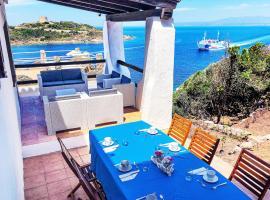Villa Elena B&B experience, guest house in Santa Teresa Gallura